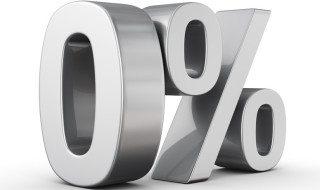 0 percent