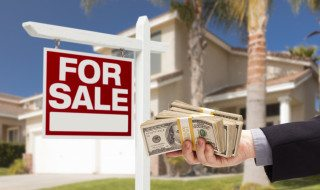 buying a home with cash