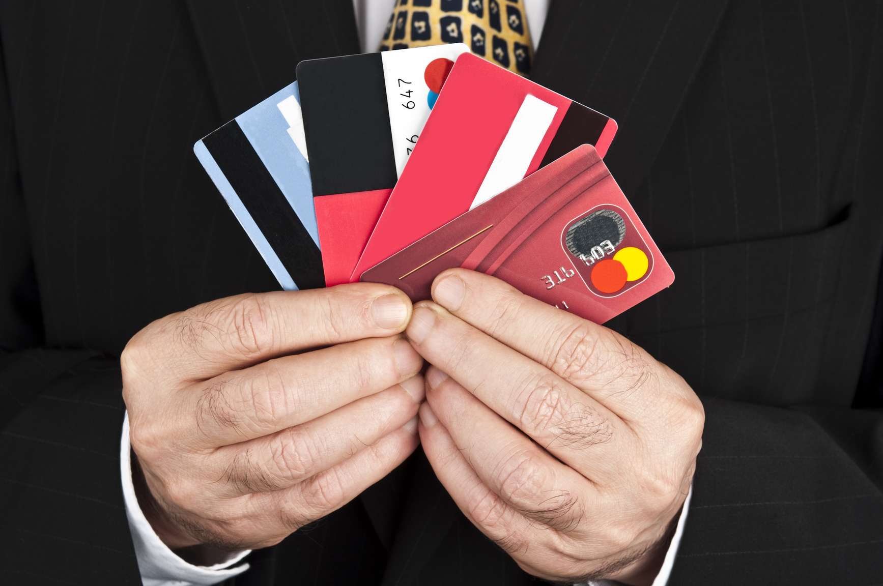 How Smal Business Credit Cards Work